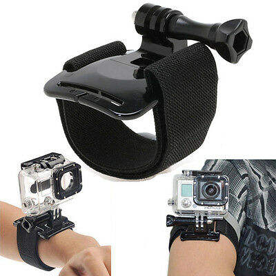 Chest Harness / Head Strap/ Tripod / Screw f Gopro Go Pro Hero 1 2 3 Accessories
