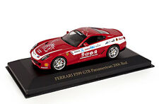 IXO Models 1/43 2006 Ferrari 599 GTB Panamerican Red