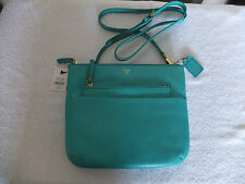 Fossil Tessa dragon fly messenger bag   new with tags