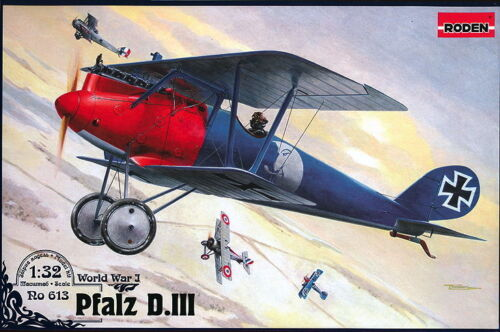 III Roden 613-1:32 Pfalz D Neu