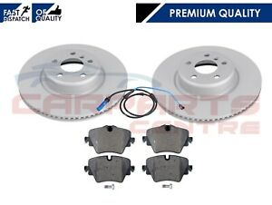 FOR-BMW-5-SERIES-G30-G31-518D-520-520D-FRONT-330mm-BRAKE-DISC-DISCS-PADS-PAD-SET