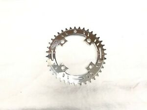 Snap-BMX-Products-S4-104mm-4-bolt-Chainring-39t-Polished