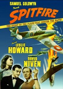 Spitfire-The-First-of-the-Few-1942-Leslie-Howard-DVD-NEW