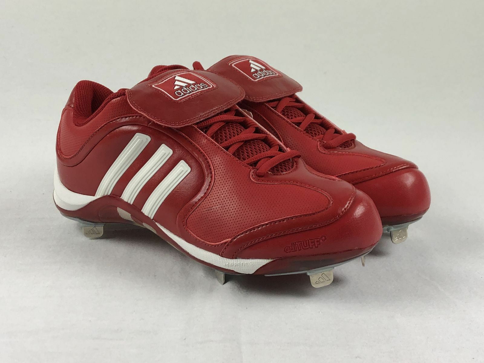 NEW adidas SM Excelsior - Red Cleats (Men's 7)