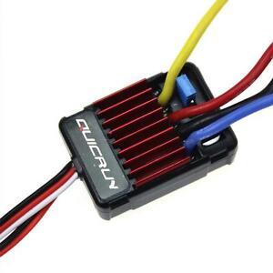 Hobbywing QuicRun 1060 /1625 Brushed ESC Electronic Speed ...
