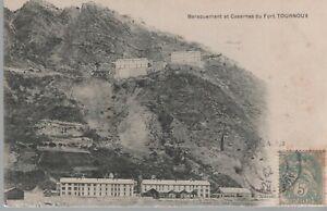 Militaria - Cpa 04 - Baraquement Et Casernes Du Fort Tournoux L8j1temv-08002902-607665217