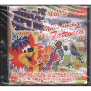 AA-VV-CD-Marty-Disco-Kid-Vol-5-Sigillato-5099750234426