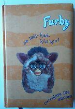 Diario Scuola Furby Japan Giochi Preziosi Diary School Sempre Valido Nuovo New