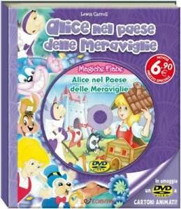 Libri-Magiche-Fiabe-Alice-Nel-Paese-Delle-Meraviglie-Libro-Dvd