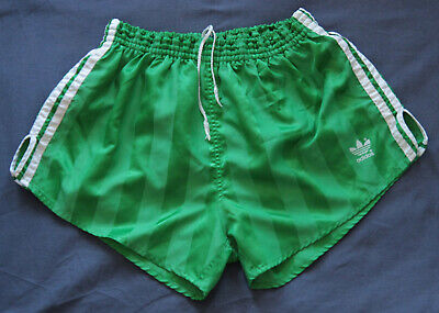Adidas Shorts Glanz Sprinter Nylon Shiny Silky D7 Retro Vintage Sporthose Chile