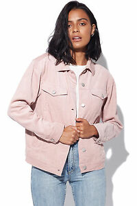 New-LUCK-amp-TROUBLE-Womens-Molly-Jacket-Pink