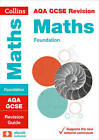AQA GCSE Maths Foundation Revision Guide by Collins GCSE (Paperback, 2015)