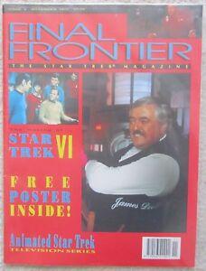 Star-Trek-Final-Frontier-magazine-5-November-1992-Trident-comics-UK