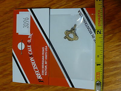 Precision Scale HO #3096 Butterfly Door -- Open (Brass Casting)