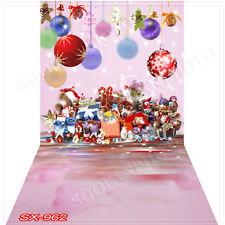 Christmas10'x20'Computer/Digital Vinyl Scenic Photo Backdrop Background SX962B88