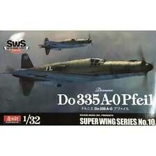 Zoukeimura Super Wing Series Dornier DO 335 A-0 - 1:32 Scale Aviation Kit SWS10