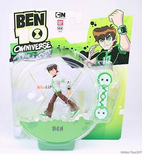 BEN-10-Omniverse-BEN-TENNYSON-16-years-old-10cm-action-figure-toy-Bandai-NEW
