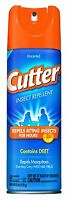 Cutter Unscented Repellent Mosquito Tick Insect 10% Deet 6 Oz Each on sale