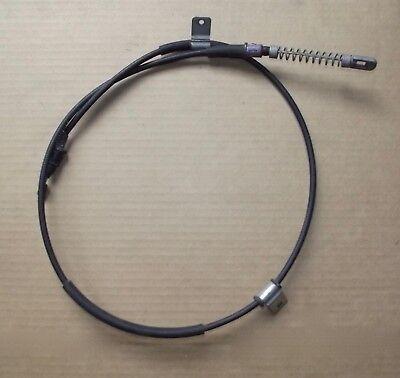 63 Chevrolet Corvette Rear Emergency Parking Brake Cable Short Left OEM RE489 1p