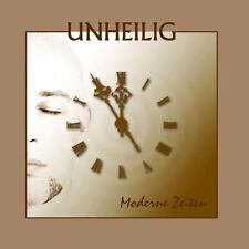 UNHEILIG Moderne Zeiten CD 2009