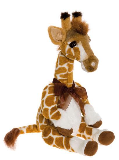 Reech Giraffe By Charlie Bears