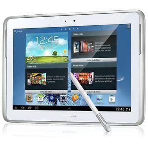 """Samsung Galaxy Note N8010 16GB Tablet Wifi 10.1"""" 2GB Ram Con Stylus Pen Blanco"""