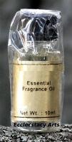Rasta Essential Fragrance India Scented Incense Oil 6 Bottles X 10ml