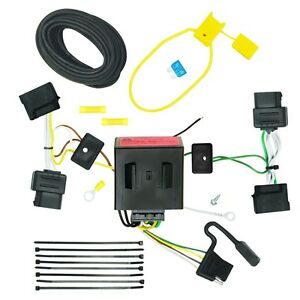 s l300 tekonsha 118551 trailer tow hitch wiring harness kit ebay hitch wiring harness at creativeand.co