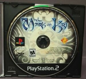 Mark-of-Kri-Sony-Playstation-2-PS2-Game-Lot-Tested-Working