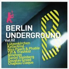 Berlin Underground Vol.2 von Various Artists (2014), Neu OVP, 2 CD Set