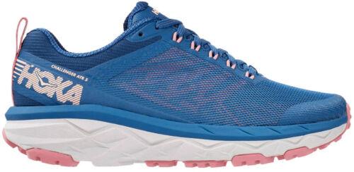 Blue Hoka Challenger ATR 5 Womens Trail Running Shoes