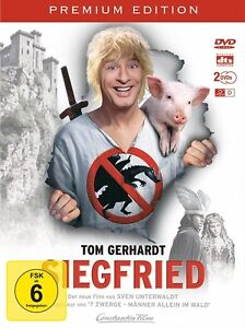 Siegfried-Premium-Edition-2-DVD-NUOVO-Tom-Gerhart-Dorkas-Kiefer