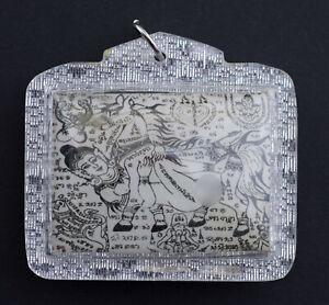 Amuleto-Locket-Mujer-Caballo-Thai-Maha-Sanaeh-Innkoo-Tantra-Fertilidad-Amor-1942