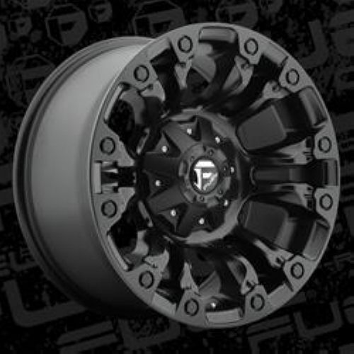 Fuel Wheels 20x9 >> Mht Fuel Wheels D56020909857 Vapor 20x9 6x135 Off 20 Black Matte