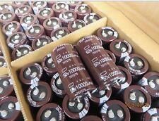 2PCS Original Nippon NCC 50V 10000UF 25x50mm Electrolytic Capacitor 105℃ #E191