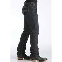 Men's Cinch Jean Silver Label Slim Dark Free Shipping Mb98034002
