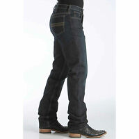 Men's Cinch Jean Silver Label Slim Dark Free Shipping Mb98034002