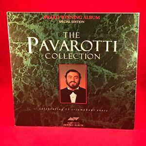 Luciano Pavarotti The Pavarotti Collection 1986 Uk Double