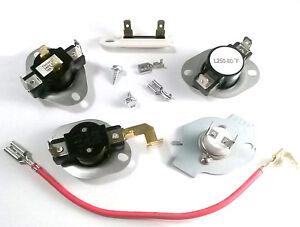 Fantastic Whirlpool Dryer Complete Repair Thermostat Fuse Kit See Model List Wiring 101 Relewellnesstrialsorg