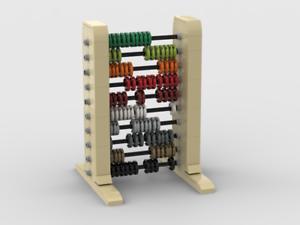 Lego Instructions Abacus
