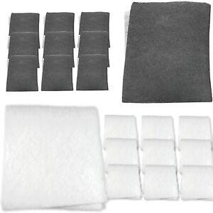 1-10 Stück Aktivkohle Filter Fettfilter Universal Dunstfilter Aktivkohlefilter