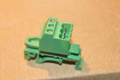 1 pezzi Phoenix Contact steckblock umstbvk 2,5//3-g-5,08-1788127 NUOVO
