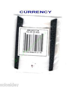 Currency Pièces Oakley rechange Earsock Kit 8026 02 Final de Black aSqxZ1Sw7X