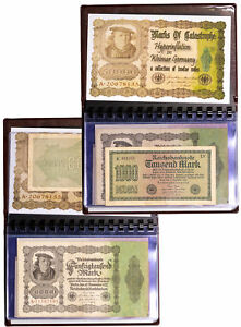 Weimar-Germany-Inflationary-Notes-Set-of-12-c-1920s-SKU50326