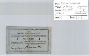 Deutsch-Ostafrikanische-Afrique-Allemande-1-Roupie-1-9-1915-n-39911-Pick-6