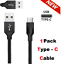 miniature 7 - For Samsung Galaxy S20 S8 S9 S10 Plus Note 20 10 Fast Charger Cord Type C Cable