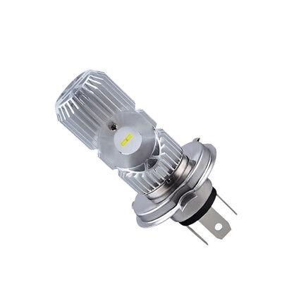 H6 BA20D DC 9V-85V 12W COB LED Motorcycle Hi//Lo Beam Headlight Bulb White L7S