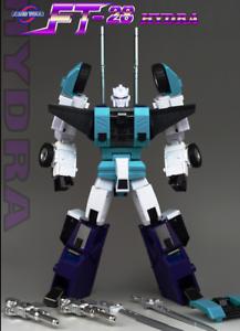 FansToys Transformers Head warrior FT-28 Hydra Six-faced beast Ninja staff