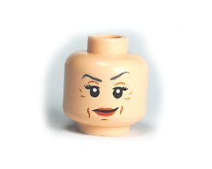 set 4842 Figure Head Professor McGonagall Harry Potter NEW LEGO