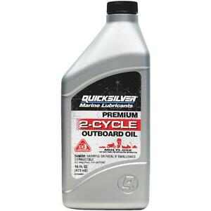 Details about Mercury Quicksilver 2-Cycle Oil